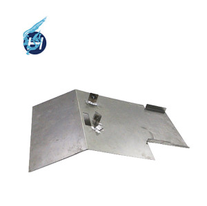 Sheet metal composite parts electric Steel sheet metal hot sale sheet metal parts