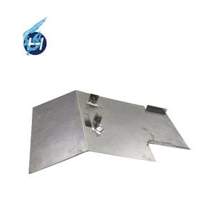 Tôles composites pièces électriques tôle d'acier vente chaude tôle pièces