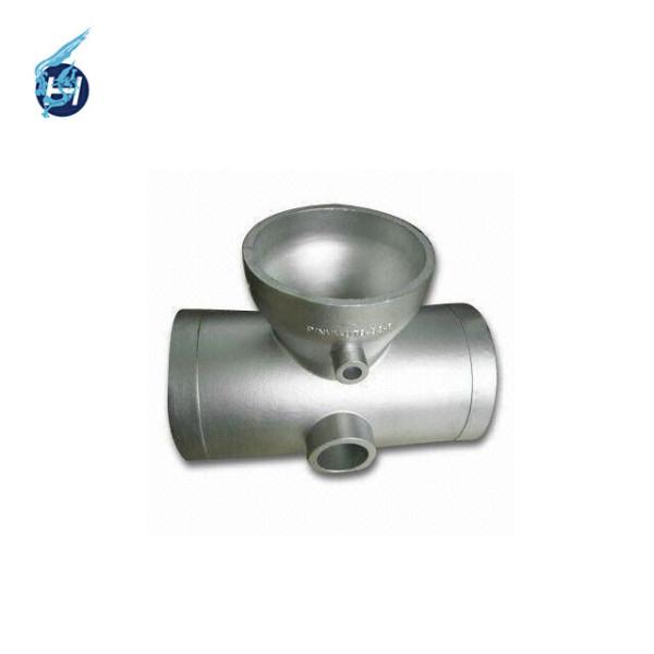 Китай качества плунжерный клапан цинка литья часть фиксированной шаровой клапан