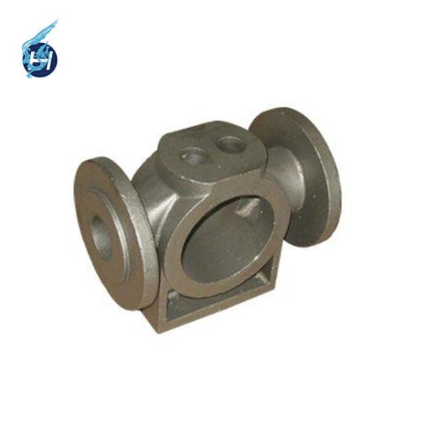 Comprobación del accesorio para piezas de automóvil Piezas de mecanizado de precisión de cnc Agua que circula piezas de fundición de bomba de vacío