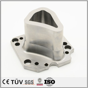 Piezas de alta precisión de mecanizado de acero inoxidable CNC de alta precisión de Hongsheng