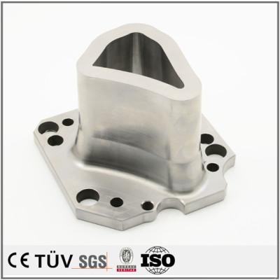 Hongsheng hochpräzise Customized CNC-Bearbeitungsteile aus Edelstahl