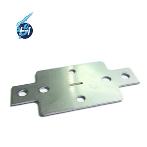 High quality customized sheet metal stamping widely used metal parts bending laser cutting service