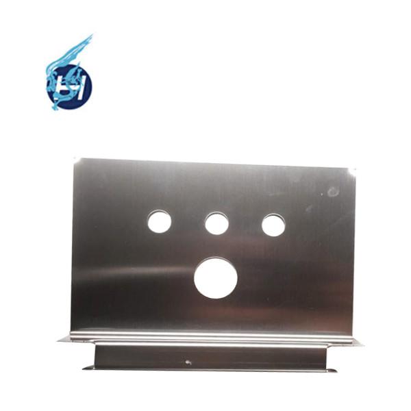 Venta caliente de chapa metálica con piezas de chapa ampliamente utilizadas para aparatos electrónicos.