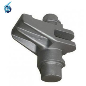 China reliable manufacture die casting parts investment casting parts cast iron car parts
