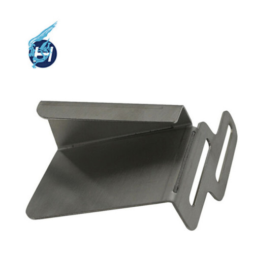 Kundenspezifische Fertigung Blech Blechschneiden Biegen und Schweißen Teile der Fertigungsmaschine