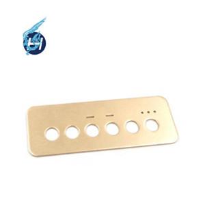 Factory OEM fabrication metal sheet stamping and sheet metal parts metal fabrication service