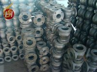 Mass produced customized stainless steel casting parts CNC lathe sand casting parts for industrial equipments