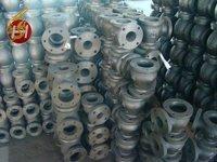 Massgefertigte Edelstahlgussteile für CNC-Drehsandgussteile für die Industrie