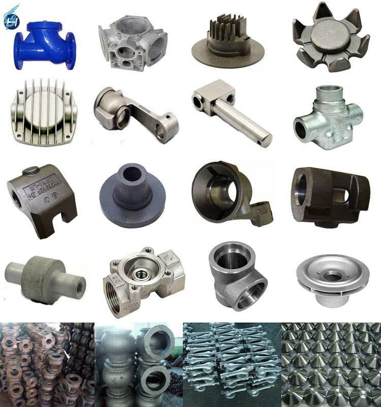 Popular customized die casting CNC machining cotton spinning machine parts