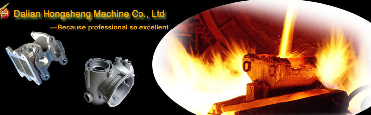 High quality customized sand casting service fabrication parts