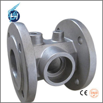 China perfect price customized  brass casting spare parts machining iron valve casting parts for industrial equipment service