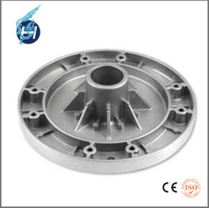 China good quality OEM aluminum zinc die casting parts spin casting machine parts
