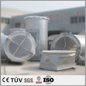 中型規模溶接/s45材と炭素鋼材溶接品/連続したs45材と炭素鋼材の溶接部品/中型連続した中型鋼材溶接部品/工業設備機用中型溶接品