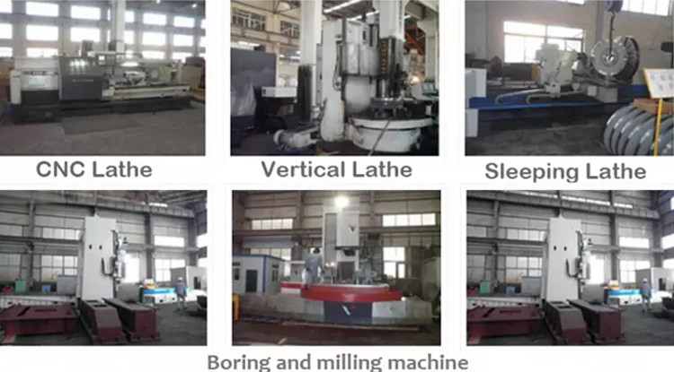 MIG welding fabrication machining parts
