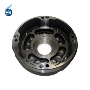 Manufacturer supply stainless steel precision die casting parts die casting motorcycle parts