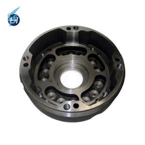 La precisión del acero inoxidable de la fuente del fabricante a presión las piezas de la fundición a presión las piezas de la motocicleta de la fundición