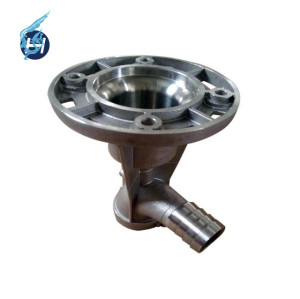 Provide high demand casting process parts stainless steel valve parts with good price