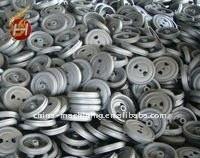 来图来样定制铸铁、铸钢件,铸后可机械精加工,造船设备用零件大连制造