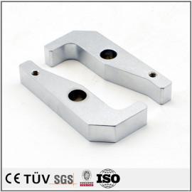 硬質クロムメッキ、スチール/S45C材部品 MC/ワイヤカット クロムメッキ処理 硬度付け表面処理