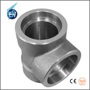 High quality precision stainless steel casting and forging cnc machining casting parts service