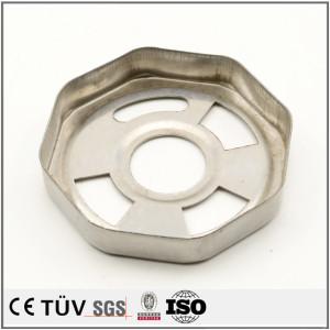Oem custom metal sheet parts  clamp  sheet metal  stamping sheet metal clamps used for auto