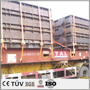 China welding fixture front fender welding fixture front fender sysmetrical welding plate parts