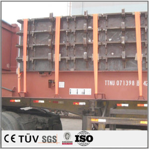 China a5 weld seam parts numerical control machining parts processing NC machining Parts