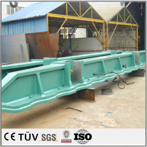 China welding projects welding fixture front fender sysmetrical welding plate parts
