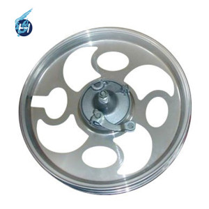 competitive price good quality aluminium die casting parts machining aluminum casting parts