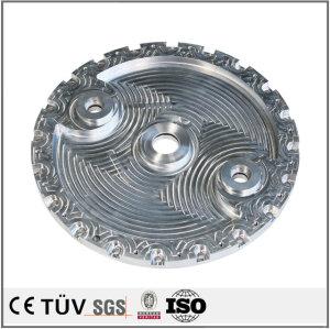 车铣复合加工,铝材料6061、6063、7075定制加工服务