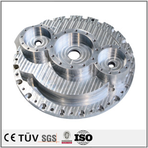 Turn-milling machining,aluminum materials 6061, 6063, 7075 custom processing services