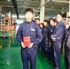 恭喜质检班组新成员,通过在公司学习4个月,以优异的成绩拿下