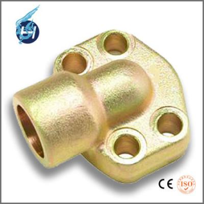 Professional custom OEM gravity casting parts steel/aluminum/ brass parts machining casting service
