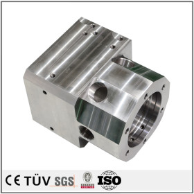 304 stainless steel processing,DMG five axis turning milling compound machining equipment accessories