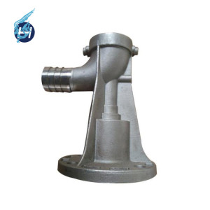 Professional custom steel iron casting part machined service with best quality