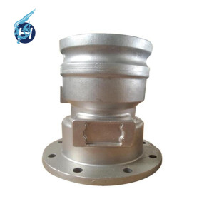 China Dalian factory experts in metal casting parts gravity die casting machined service