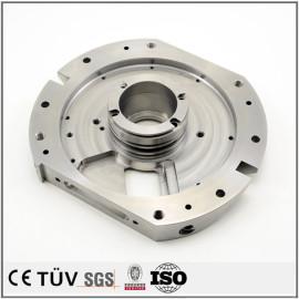 5轴车铣复合DMG ET510加工产品,精密设备配件加工