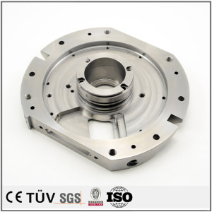 5 axis milling compound DMG ET510 processing products, precision equipment parts processing