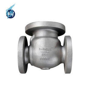 Customized high demand sand casting cast iron sand casting engine block made in China