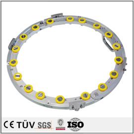 CNC精密加工,非金属、铝、不锈钢等材料加工、设备配件加工