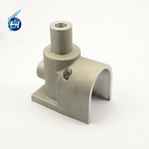 OEM custom precision iron zinc stainless steel die casting investment casting for mining service