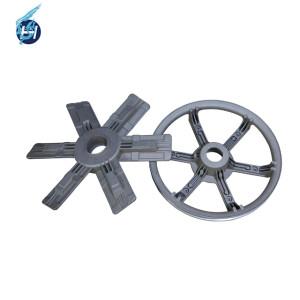 China factory customized precision die casting aluminium pressure casting part with good price