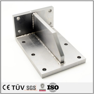小型溶接製品/ss400材の溶接部品/溶接した板金物/アルゴンアーク溶接/工業用機鉄製溶接品