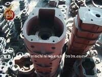 精密鋳造部品、砂型鋳造、銅合金鋳造、アルミ鋳造、人気がある部品、完成機械旋盤仕上げ、工業用高精密鋳造部品