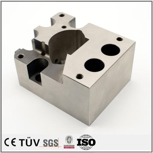 特注部品加工 各種金属部品 精密NC旋盤加工 5軸複合機加工 熱処理後研磨仕上げ