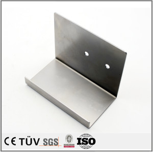 Custom stainless steel sheet metal bending parts produced used for power resistor