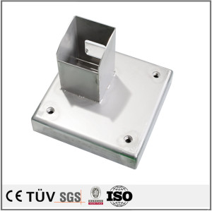 Classic customized sheet metal welding fabrication CNC machining therapeutic apparatus machine parts