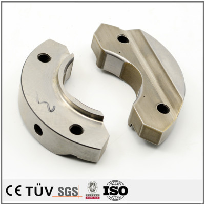 Intricate customized Precision stainless steel CNC machining for Fruit and vegetable machine parts