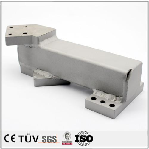 薄い板類溶接、表面塗装、アルマイト処理、精密な小型溶接部品、工業用部品